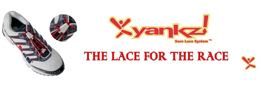 Yankz - the lace for the race
