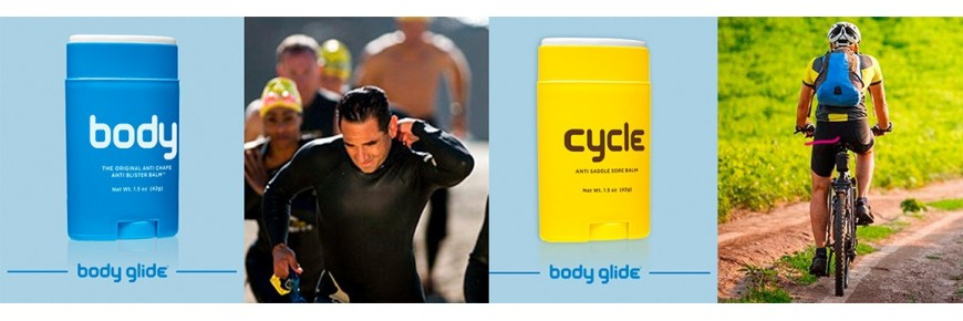 BodyGlide - Protección contra rozaduras