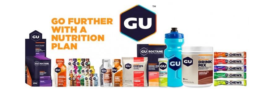 GU Energy - Nutrición deportiva
